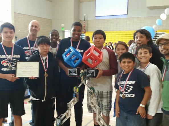 2015 RoboBowl - Robotics Competition